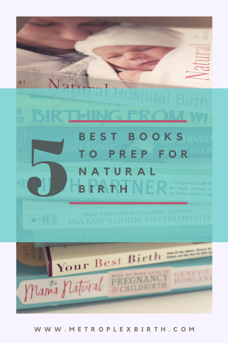Best Books for a Natural Birth